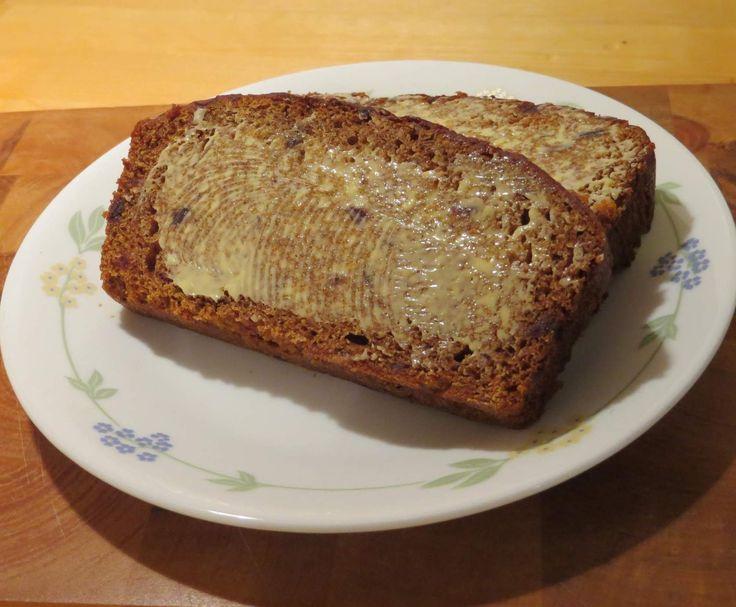 Recipe Date Loaf by Bleak cook - Recipe of category Baking - sweet