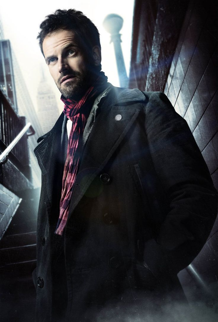 Cool customer: Jonny Lee Miller as a New York Sherlock