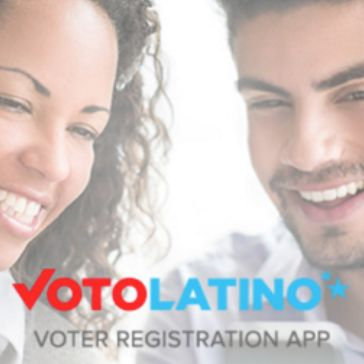 Voto Latino Launches Voter Registration App  Here's something new. An app that scans your ID and automatically populates your voter registration form. That's it, no more excuses. I want to get this app and use it to register as many people as I can. As far as I can tell it's not ready to download, yet.