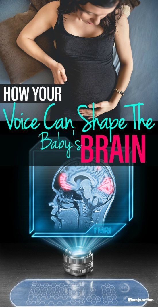How Mothers Voice Shapes Her Babys >> How A Mother S Voice Shapes Her Baby S Developing Brain Women S