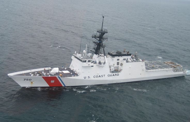Lockheed Martin has received a $69 million contract to provide the C4ISR system for the U.S. Coast Guard's seventh National Security Cutter, the USCGC Kimball. Description from c4isrnet.com. I searched for this on bing.com/images