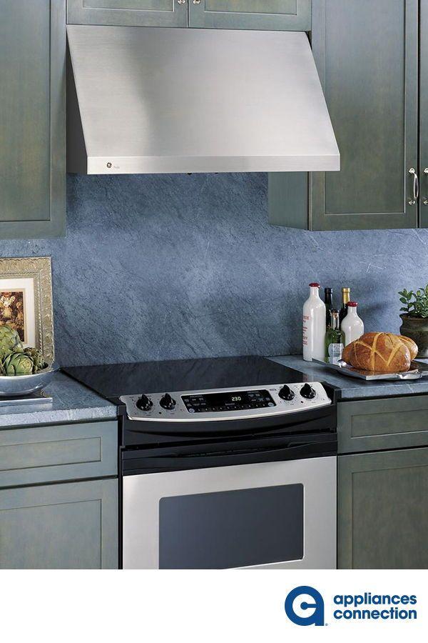 Ge Profile Hood In 2020 Range Hood Wall Mount Range Hood Home Appliances