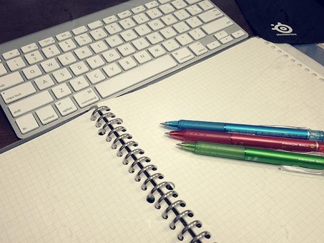 iPhoneで練習!きれいな字が書けるようになるアプリ!
