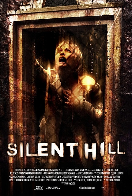 Silent Hill Movie Poster Silent Hill Silent Hill Movies Silent Hill 2006