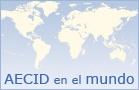 AECID - Agencia Española de Cooperación Internacional para el Desarrollo