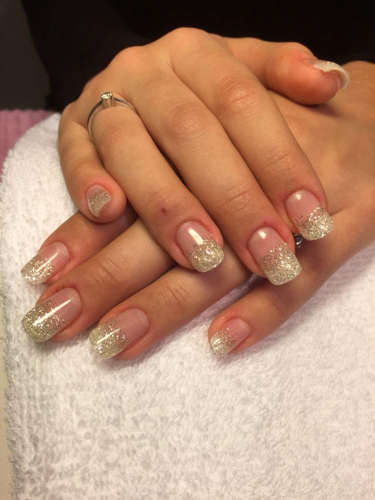 Glitter gel - BeautyForYou_bliny @ instagram / Facebook  #nails #gel #glitter