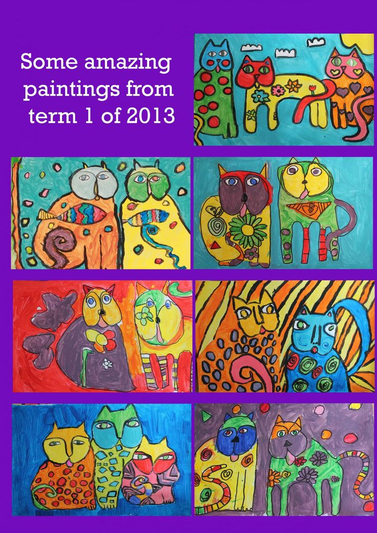 laurel burch paintings
