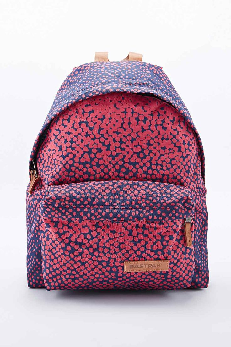 Eastpak Pak'R Padded Backpack in Jungle Dots Print - Urban Outfitters