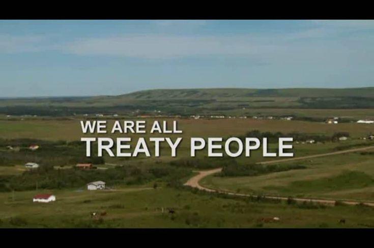 We Are All Treaty People on Vimeo