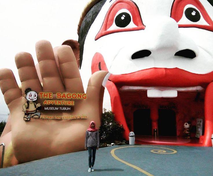 Menjadi museum tubuh pertama dan terbesar di Indonesia, menjadikan Museum Tubuh tempat wisata keluarga sekaligus sarana edukasi anatomi tubuh manusia untuk buah hati Dolaners.[Photo by instagram.com/dwita_grahary]