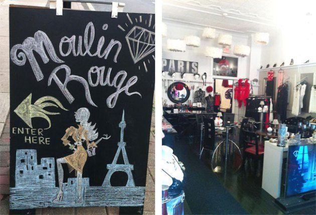 hamilton small fries   Moulin Rouge Cafe   Hamilton #HamOnt