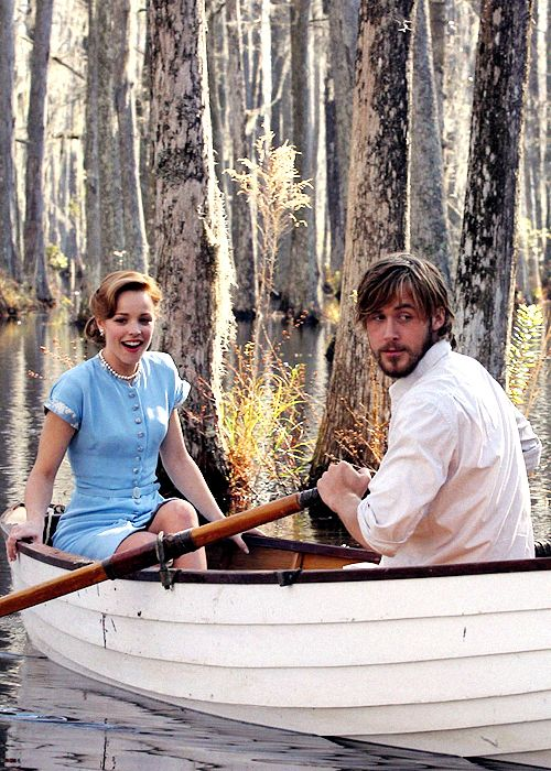the notebook filmed in beautiful south carolina this