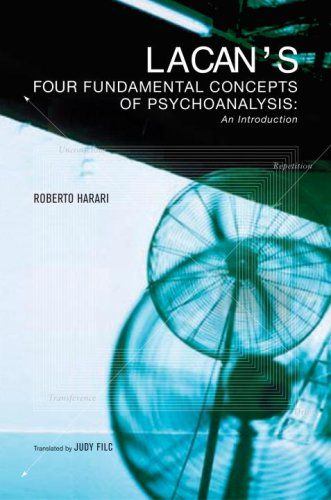 Download free Lacan's Four Fundamental Concepts of Psychoanalysis pdf