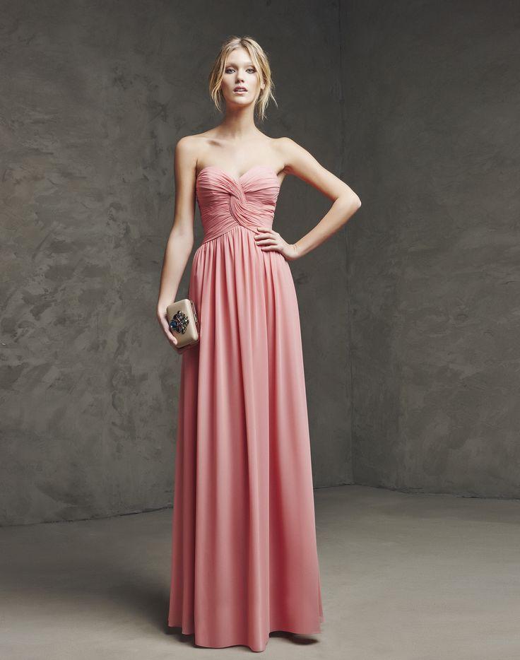 43 best bridemaids images on Pinterest | Vestidos de noche, Moda de ...