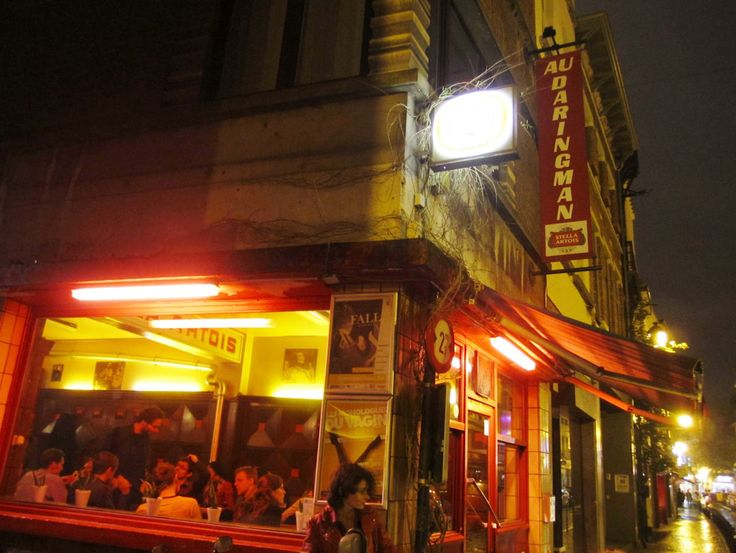 Best Bars in Brussels