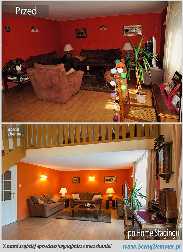 Mała metamorfoza salonu! #homestaging #metamorfozy #scenydomowe
