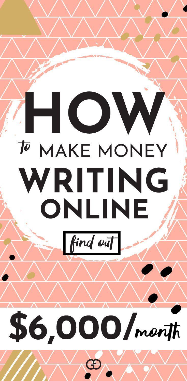 Wie werde ich freiberuflicher Schriftsteller (und verdiene Geld!) – Freelance Writing