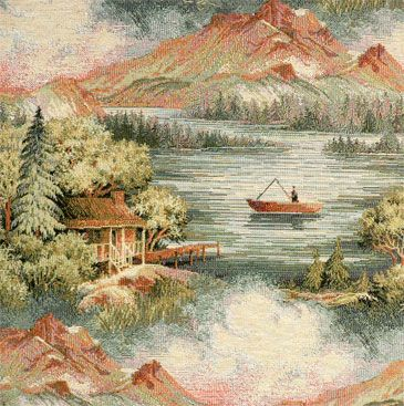 Lake George Multi | Online Discount Drapery Fabrics And Upholstery Fabric  Superstore!