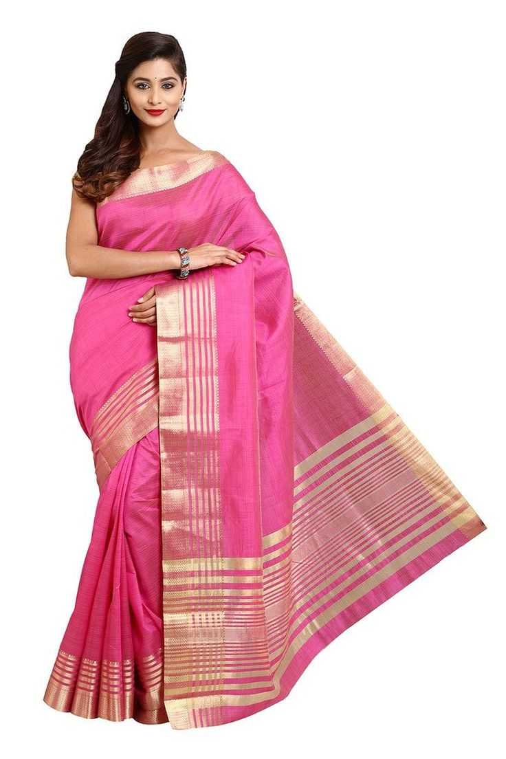 Parchayee Pink Solid Tussar silk Saree: Amazon : Clothing & Accessories  http://www.amazon.in/s/ref=as_li_ss_tl?_encoding=UTF8&camp=3626&creative=24822&field-keywords=Tussar%20Silk%20Sarees&linkCode=ur2&tag=onlishopind05-21&url=search-alias%3Dapparel   #Tussar #Silk #Sarees