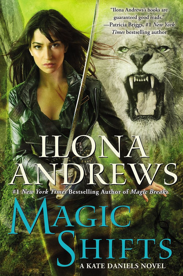 Magic Shifts (kate Daniels #8) By Ilona Andrews