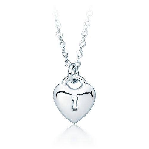 Lock of Hearts Designer Pendant