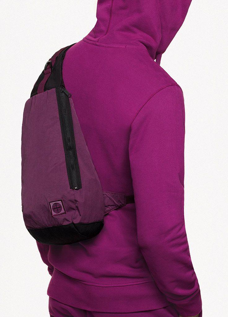 ca48778f4aa57 Stone Island AW  018  019   Garment Dyed Compacted Nylon Bag on  stoneisland.com