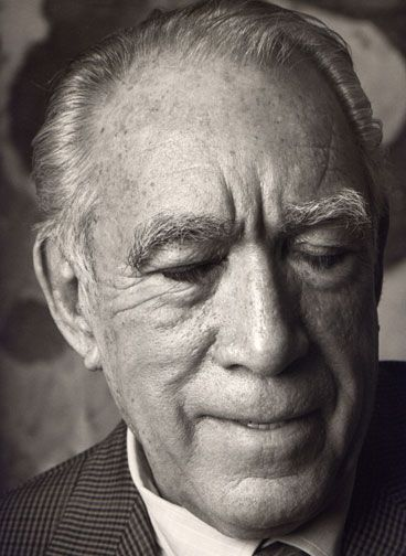The Mighty Anthony Quinn