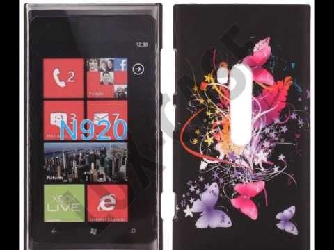 Video - Nokia Lumia 920 deksler