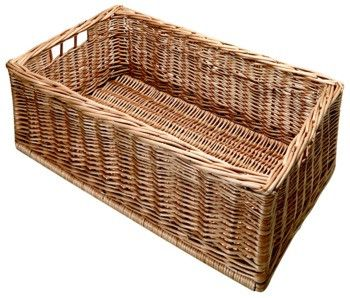 17 best images about willow wicker on pinterest white wicker traditional baskets and bird feeders - Wicker beehive basket ...