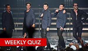 New Kids on the Block is going on tour! The Main Event, featuring special guests TLC and Nelly, is on the horizon—so in case you missed it the first time around, take this quiz and find out which member is most like you.