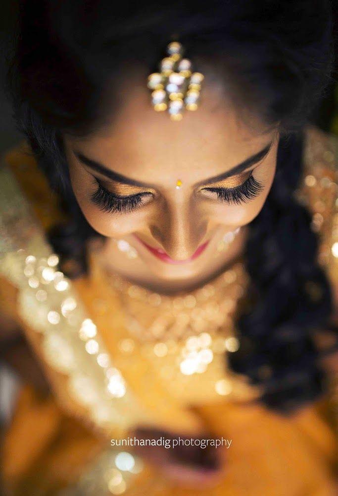 Luxurious makeup! Photo by Sunitha Nadig, Bangalore #weddingnet #wedding #india #indian #indianwedding #weddingdresses #mehendi #ceremony #realwedding #lehengacholi #choli #lehengaweddin#weddingsaree #indianweddingoutfits #outfits #backdrops #groom #wear #groomwear #sherwani #groomsmen #bridesmaids #prewedding #photoshoot #photoset #details #sweet #cute #gorgeous #fabulous #jewels #rings #lehnga