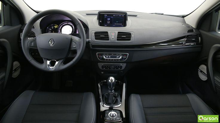 La Mégane dispose de sére de 6 airbags de série.