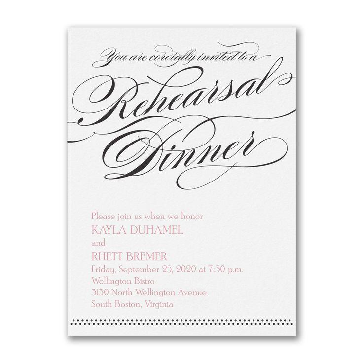 123 best Wedding Invitations images on Pinterest | Craft wedding ...