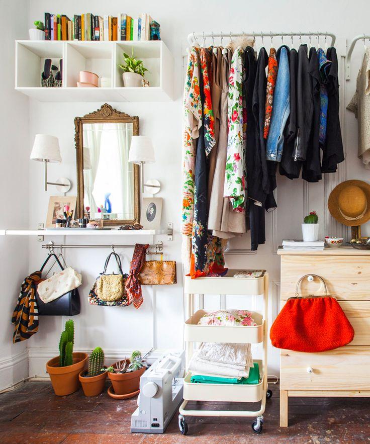 Las 25 mejores ideas sobre habitaciones estrechas en for Ikea almacenamiento ninos