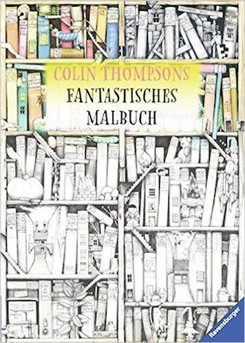Cover of Fantastisches Malbuch