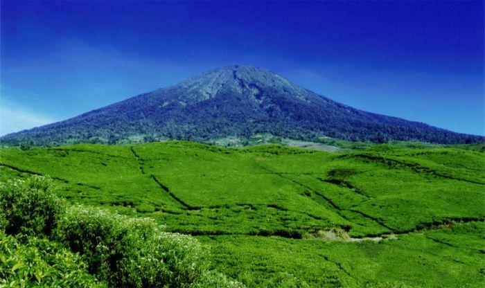 Mount Dempo, South Sumatra
