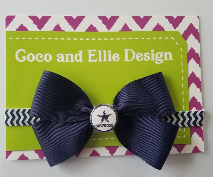NFL dallas cowboys bow headband-cowboys glitter headband-cowboys bow-dallas cowboys headband for toddler-cowboys for girl-cowboys for teen by CocoandEllieDesign on Etsy