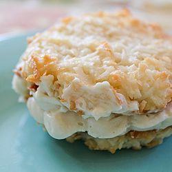 Coconut Macaroon Whoopie Pies | Whoopie Pies | Pinterest | Coconut ...