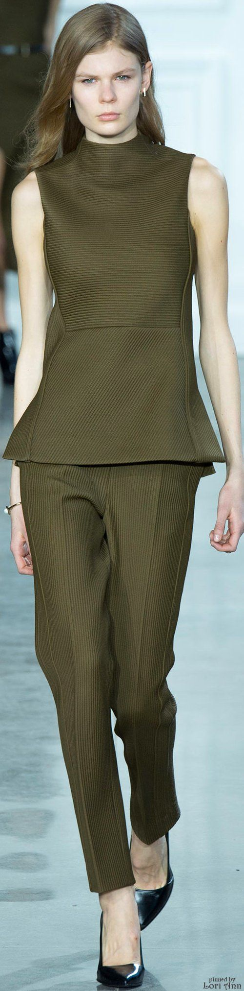Jason Wu Fall 2015 RTW