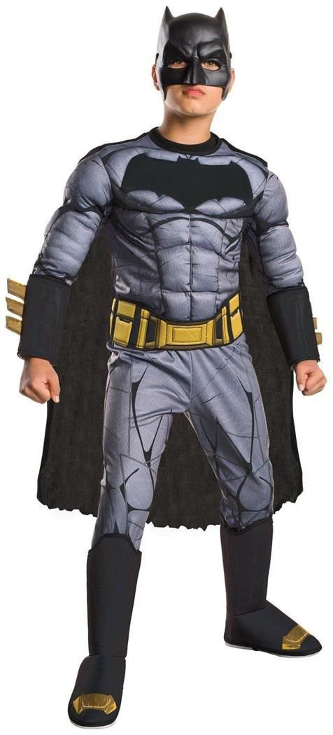PartyBell.com - Batman v Superman: Dawn of Justice - #Kids Deluxe #Batman Costume