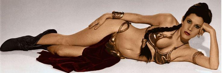 Biquini de la princesa Leia de Star Wars