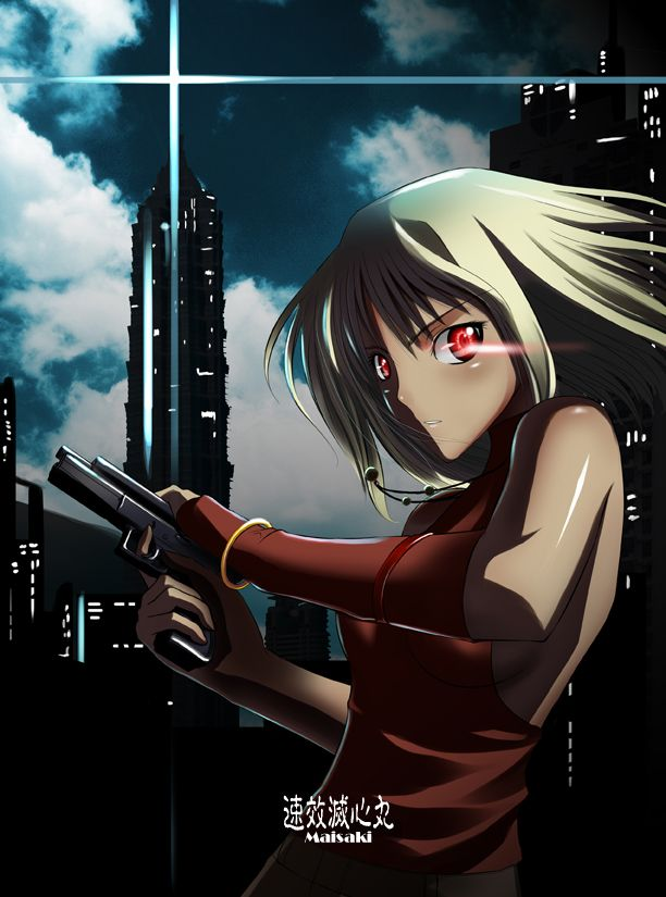 canaan anime characters - Google Search