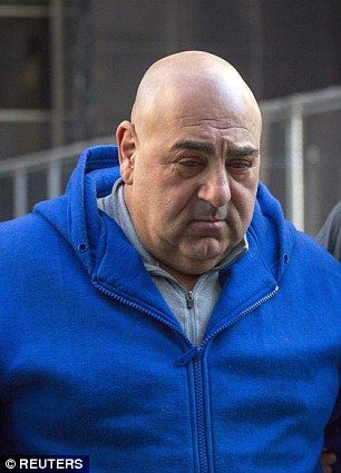 "John ""Bazoo"" Ragano is a soldier in the Bonanno Crime Family.  On January 23, 2014, Ragano along with Bonanno acting boss/underboss Thomas DiFiore, capo Jerome Asaro, soldier/acting capo Giacomo Bonventre and ruling member of the Bonanno crime family Vincent Asaro were arrested on various charges of racketeering, extortion, robbery and solicitation to murder."