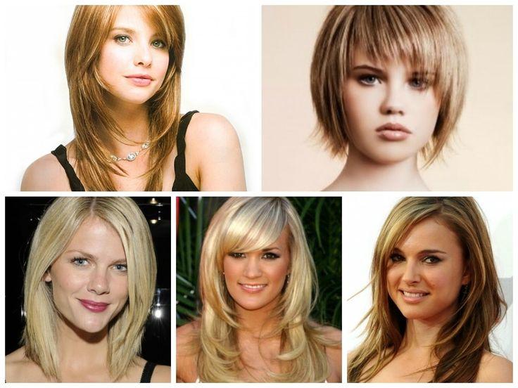 Frisuren Für Langes Gesicht Form