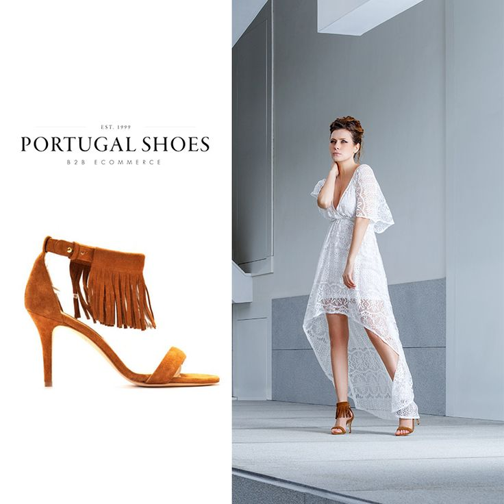 SS 16 Trend Alert - Fringes! See these Helsar sandals here: http://bit.ly/1TTmf8A