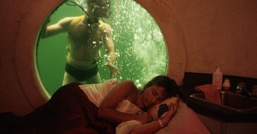Invariable originalidad. Equipamiento complementario. Increíble hotel submarino en Florida.