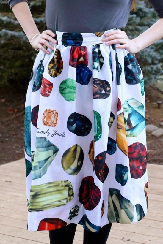 DIY Ballroom Skirt from a Shower Curtain! Awesome way to re-purpose a curtain at the end of the year :) #dorm #ucsd #campuslife