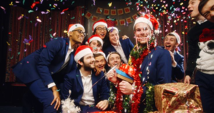 Santa Baby - Christmas Charity Single - Out of the Blue