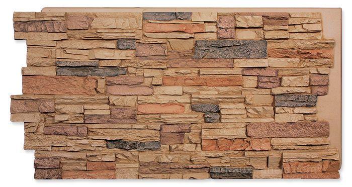 Norwich Colorado Stacked Stone Panel Stone Veneer
