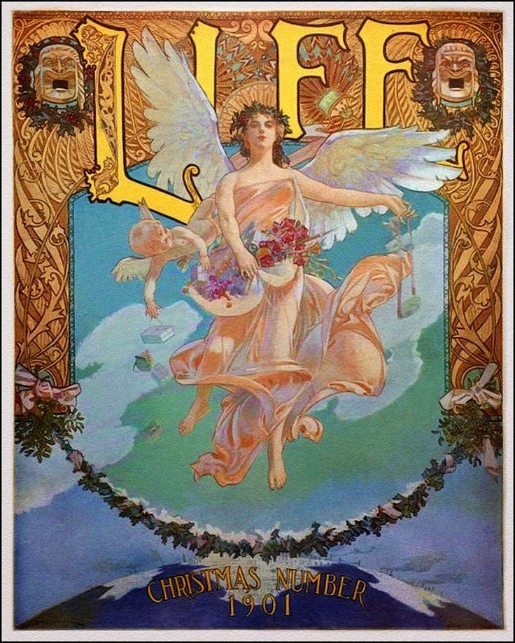 Life Magazine, Christmas 1901